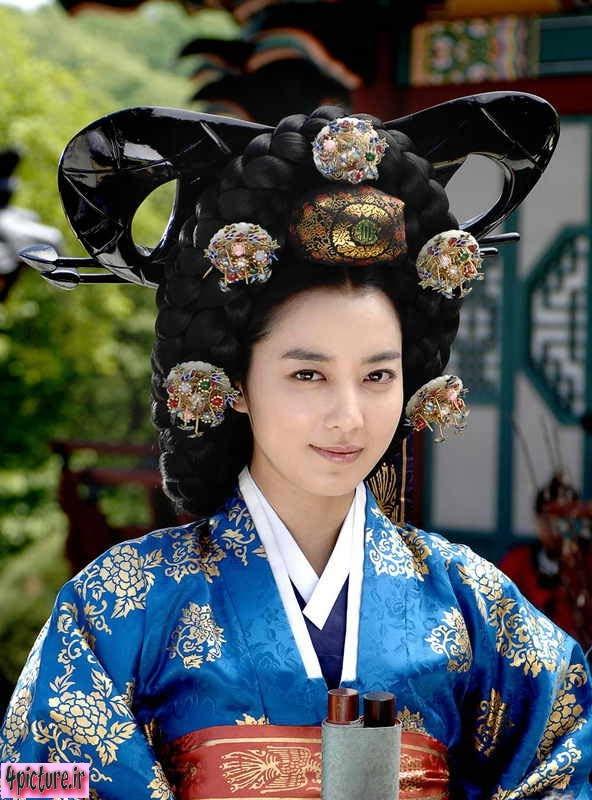 ملکه جانگ, دونگ یی