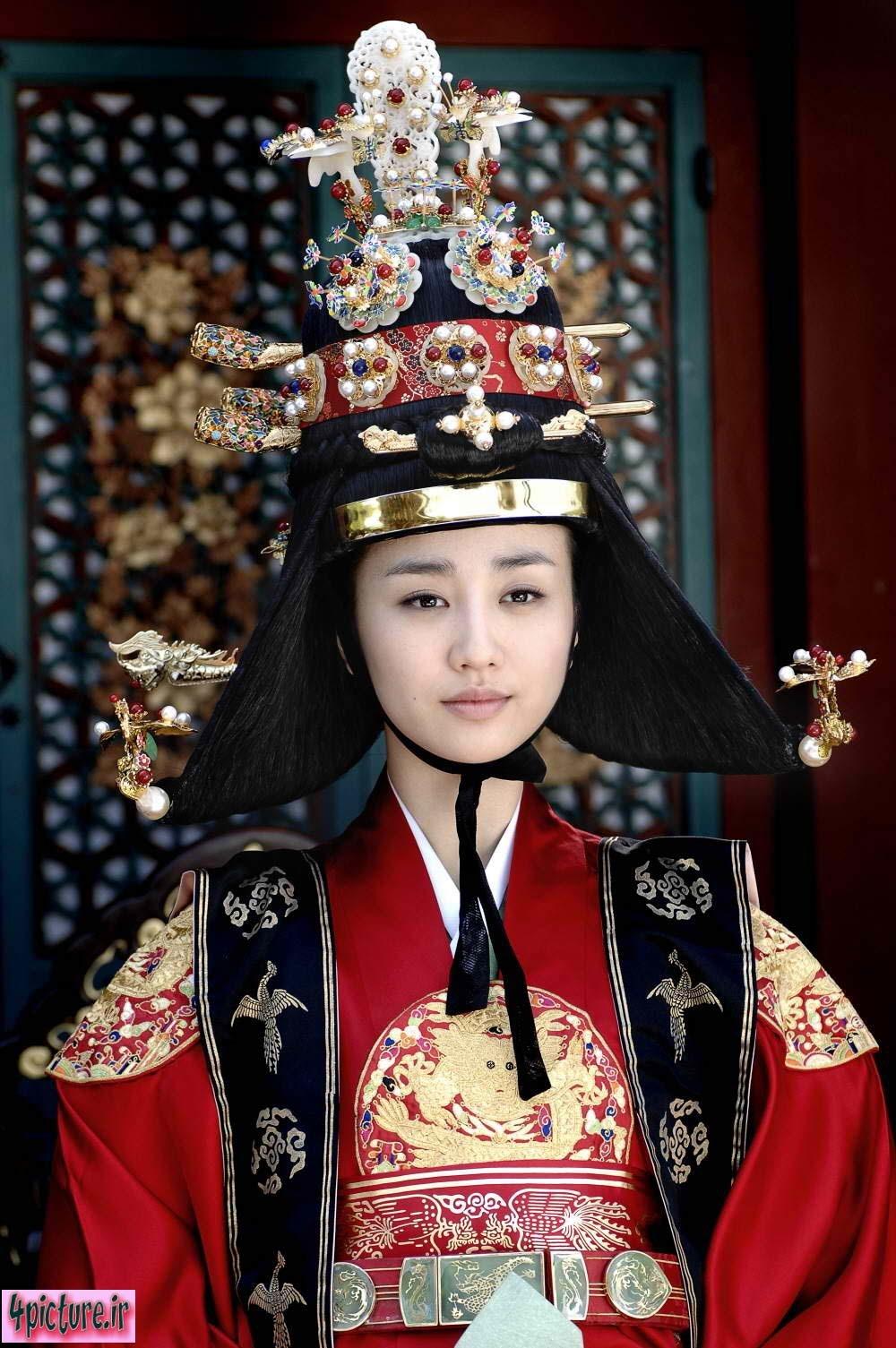 عکس ملکه اين هيون,دانگ یی