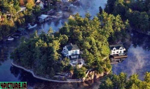 خانه روی آب