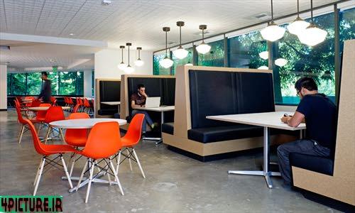 عکس ساختمان جدید مایکروسافت,ساختمان مایکروسافت