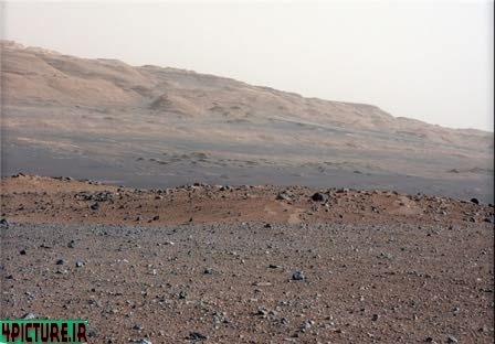 عکس های ارسال شده از مریخ