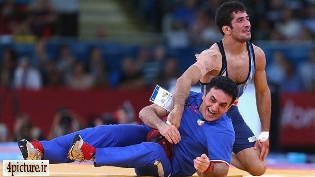 امید حاجی نوروزیnoroozi  عکس المپیک